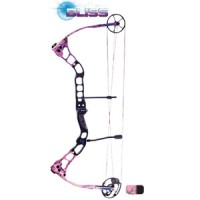 "14 Quest Bliss Package G-Fade Fluid Cam R/T Pink LH 23"" 45#"