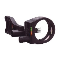 TSX Pro 5 Pin .019 Sight Black w/Light
