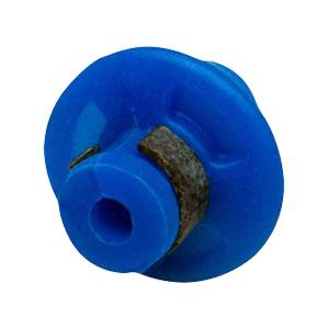 Kisser Button Blue